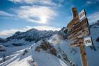 Le migliori piste per sciatori intermedi