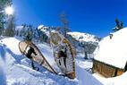 Côte d'Azur Montagne : Le ski et la mer à proximité ©R Palomba - CRT Côte d'Azur