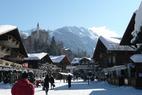 Gstaad. Esquí y Vida Social ©Gstaad Saanenland Tourismus