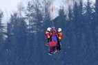 Lindsey Vonn Injured After Serious Crash  ©Hand Klaus Techt / APA