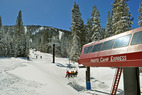 Private Lifts: Martis Camp, Northstar California - © Martis Camp