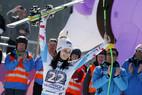 Garmisch : Anna Fenninger impressionne - ©Agence Zoom