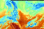 What's an Infrared Satellite Image?