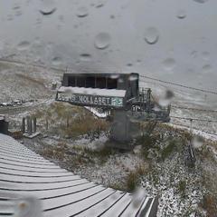 Schneebericht: Neuschnee in Österreich, Stubaier Gletscher und Sölden starten Skibetrieb