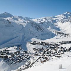 Tignes pr sentation de tignes la station le domaine skiable - Office de tourisme de tignes ...
