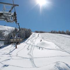 Sciare low cost in Trentino - Inverno 2014/15 - ©Folgaria Tourist Office