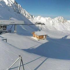 More snow for French ski resorts