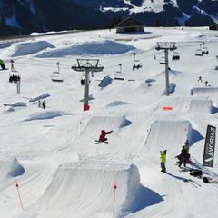 Les meilleures stations pour le snowboard - ©Virginie Dupe / Avoriaz Tourisme