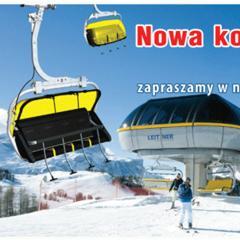 Szczyrk COS, Poľsko - nová sedačková lanovka na Skrzyczne - © Centralny Ośrodek Sportu Szczyrk