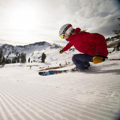 Top Ski Resorts for Thanksgiving: Squaw Valley   Alpine Meadows - ©Squaw Valley