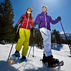 Andora - rakiety śnieżne