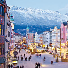 Innsbruck: From the city to the slopes in 20 mins - ©® Innsbruck Info