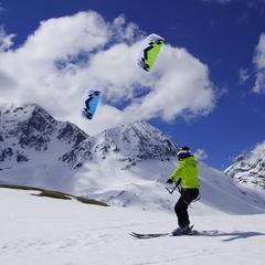 Campionato italiano di Snowkite: 4-5 gennaio al Tonale