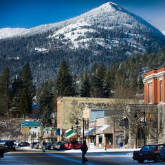 The town of Rossland - © ©heath