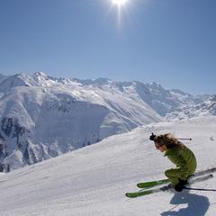 Domenica di grande sci tra Val d'Isere e Alta Badia