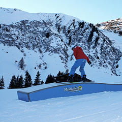Learning to snowboard: the highs and lows - ©Stefan Drexl