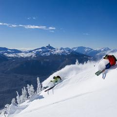 6 dobrých nápadov na májovú lyžovačku - ©Whistler Blackcomb