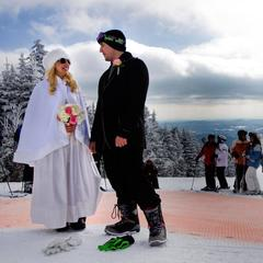 Valentine's Day Specials for Northeast Snow Lovers - ©Mount Snow