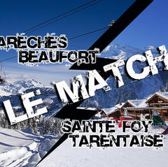 Ski hors-piste : Arêches Beaufort vs Sainte Foy Tarentaise