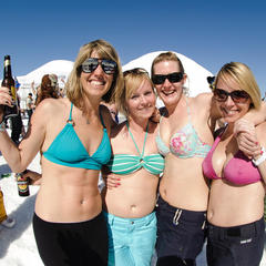 """Snowbombing Party"" in Mayrhofen - © snowbombing.com/ TVB Mayrhofen"