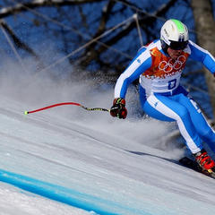 Sochi 2014: Discesa maschile, Peter Fill migliore tra gli azzurri