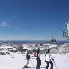 Perisher is the largest ski resort in the Southern Hemisphere - ©Andrew Kisliakov