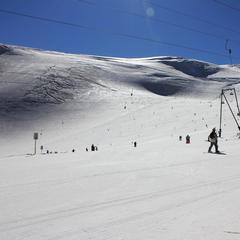 Cervinia: da sabato si scia a Plateau Rosà