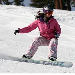 23cbabfaf Snowboard je na zjazdovkách čoraz populárnejší - © Mike Hushaw