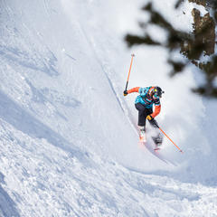 Freeride World Tour 2014 Snowbird - © freerideworldtour.com / Dash