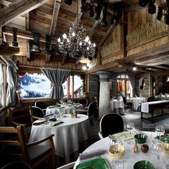 Michelin Star restaurants in the Alps - ©La Bouitte