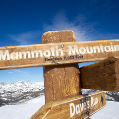 How to go Guide: 5 Mammoth Travel Tips  - ©Cody Downard Photography