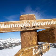 Sciare in California: tutti i segreti di Mammoth Mountains - ©Cody Downard Photography