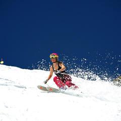 West Coast Ski Resort: Spring Deals & Easter Celebrations - ©Keoki Flagg / Squaw Valley