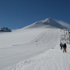 Passo Stelvio: sciare d'estate come in inverno