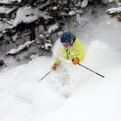 Snowiest Resort of the Week: 12.9-12.15 - ©Crystal Mountain Resort, MI