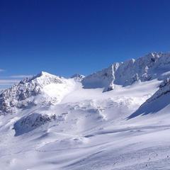 Top-Gletscherskigebiete in Österreich und Deutschland - ©Facebook-Fanpage Stubaier Gletscher