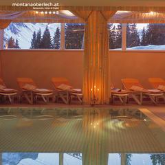 Wellness centre at Hotel Montana, Zuers - © Hotel Montana