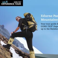 GORE-TEX® ti fa scalare in compagnia di Edurne Pasaban - ©GORE-TEX®