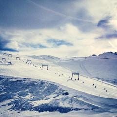 Sommerskigebiete: Les 2 Alpes, Frankreich - ©Les 2 Alpes
