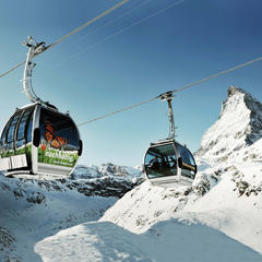 """Best Ski Resort"" Awards 2014 verliehen - ©Zermatt Bergbahnen"