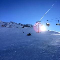 Snow report: Snow will replace the sunshine - ©Obergurgl-Hochgurgl