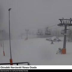 Wisła Nowa Osada - 26.12.2014 - © WebCamera.pl