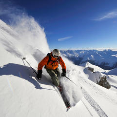 Best ski resorts for first-time freeriders - ©Destination Davos Klosters/Christian Perret
