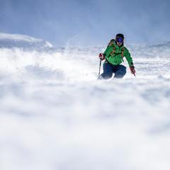 Special Skitechnik: Richtig Fahren im Steilhang, Kurzschwünge für Fortgeschrittene - ©Christoph Jorda | www.christophjorda.com