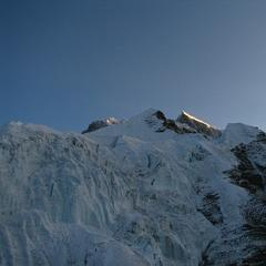 Everest, Nuptse und Lhotse - ©mckaysavage