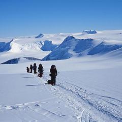 Impressionen aus Sieben Welten - Seven Summits: Mein Weg zu den höchsten Gipfeln aller Kontinente  - © Tyrolia Verlag