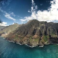 Kauai von oben - ©bergleben.de/Sebastian Lindemeyer