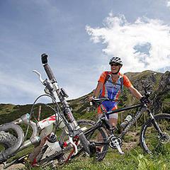 Mountainbike - ©Kleinwalsertal