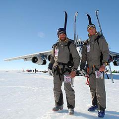 Expedition Se7en Summits: Mt. Vinson, Antarctica - ©www.se7ensummits.com