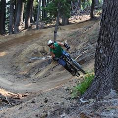 Mt. Bachelor Bike Park - ©Mt. Bachelor Resort